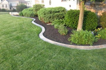 Grass Planting, Sod Installation & Landscaping Rock Work